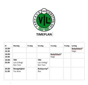 timeplan-styrkerom