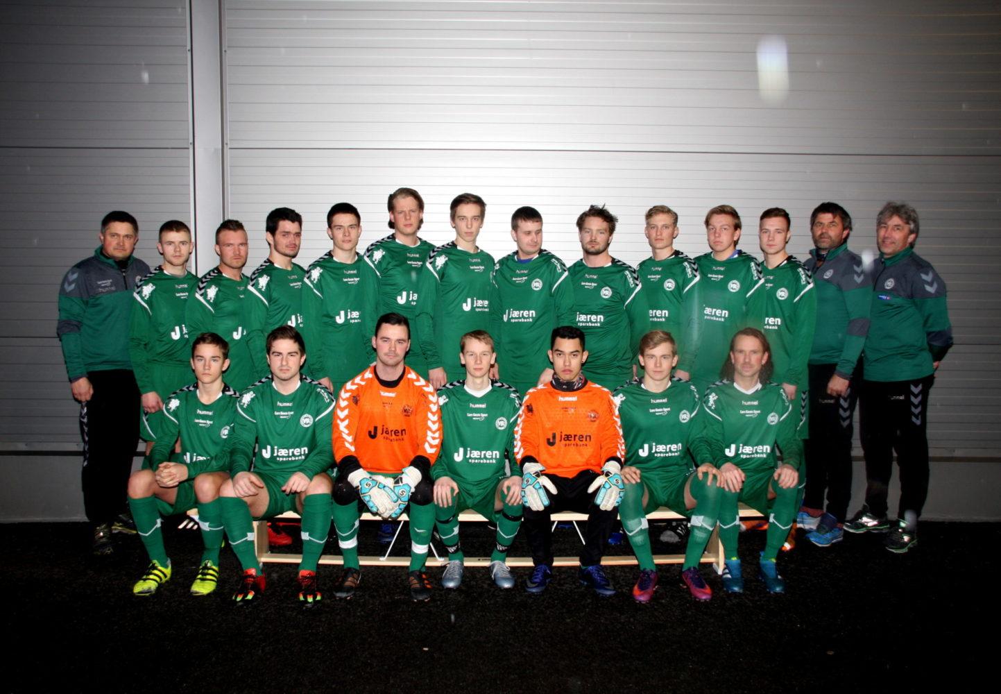 A-laget fotball