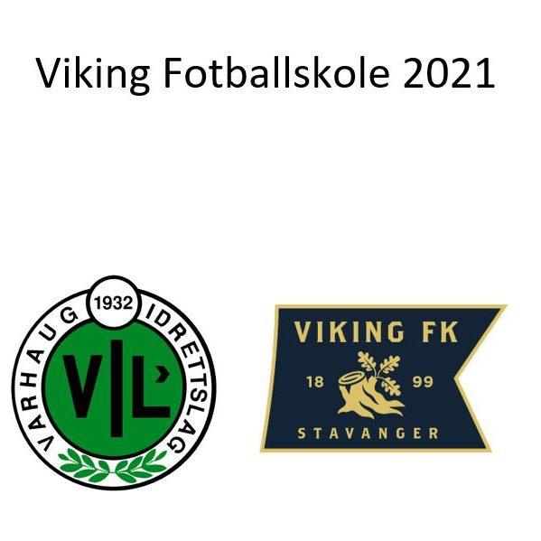 Skjermbilde fotballskole 2021